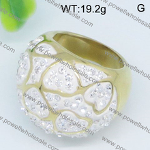 Covetable friendship rings gold