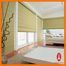 Curtain times motorized blackout vertical blinds fabric for roman shade