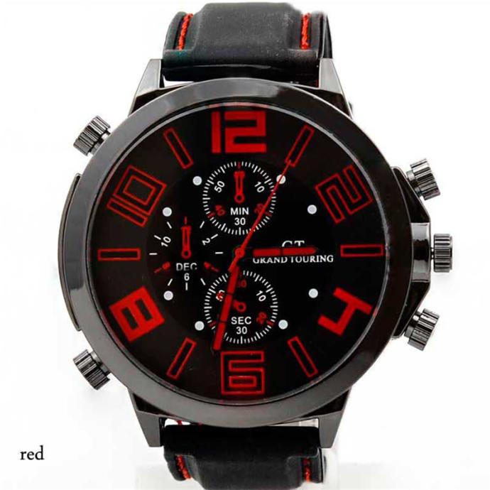 fashion cool mens watches trendy high quality sport wrist
