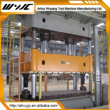 200 Tons deep drawing hydraulic press machine for stainless steel kitchen sink