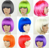 Hot Sale Ladies Short Wig Classic Bob Style Fashion Wigs for party decoration W2108