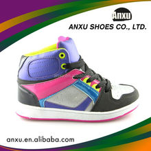 2015 oasis shoes branded and imitation shoe,kids skateboard shoes popular style,sole