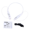 Neckband car bluetooth earphone ,car driving headphone ,mobile free call bluetooth headset