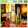 250ml 500ml 1000ml swing top bottles for juice or wine