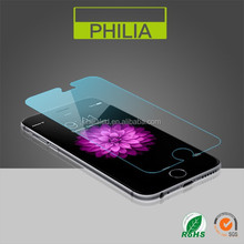 Hot selling tempered glass screen protector for iphone 6