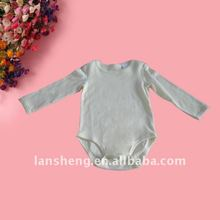 Long Sleeve Cotton Baby Romper (high quality & competitive price)