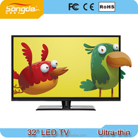 Thin hd 1080i second hand lcd tv for sale wholesale made in china