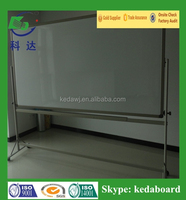 Stand Magnetic Mobile White Boards with wheels