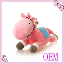 High quality stuffed plush horse toy for kids