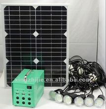 cheap high efficiency silicon solar system for rural areas