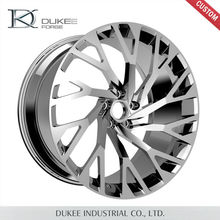 Forged widely used 5x110 alloy wheels