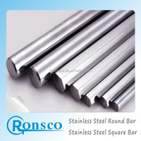 Chinese Wholesaler Polished ASTM 304 Stainless Steel Round Bar for Decoration