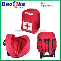 Deluxe Emergency Disaster Survival Kit Backpack 2 Person 72 Hours/ Essential Survival Kit First Aid Kit with Medical Equipments