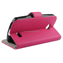Wallet case cover for lg f60