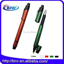 Best service OEM colorful office fashion fine ball pen