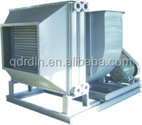Drying machines fin tube heat exchanger