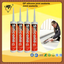 Cheap Price Construction Dow corning quality GP silicone joint sealants for shop showcase