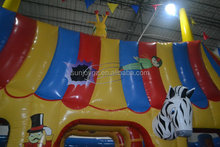 2016 welcomed Inflatable castle high quality bouncy castle from alibaba jumping castle