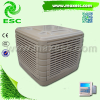 rooftop air conditioner outdoor unit 8000m3/h fresh evaporative condition