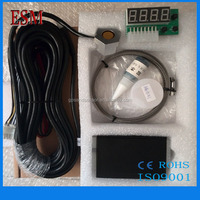 Bus special oil level sensor, real-time monitoring email oil level changes, connecting GPRS remote data transmission oil