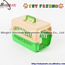 BMP0069 NINGBO BABYMATE Best Selling Plastic Dog Cage Carrier Wholesale