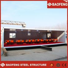well-designed mobile container home kit widely used as house