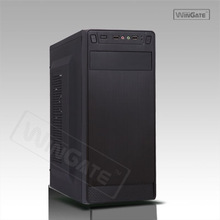 Black ATX PC Computer Case for Gamers - NEW