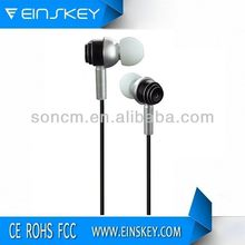 Brand new high definition hands free earphone blue chips earphones E-E022