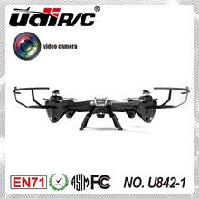 Lark FPV big drone with camera 2.4G FPV rc flying toys UFO