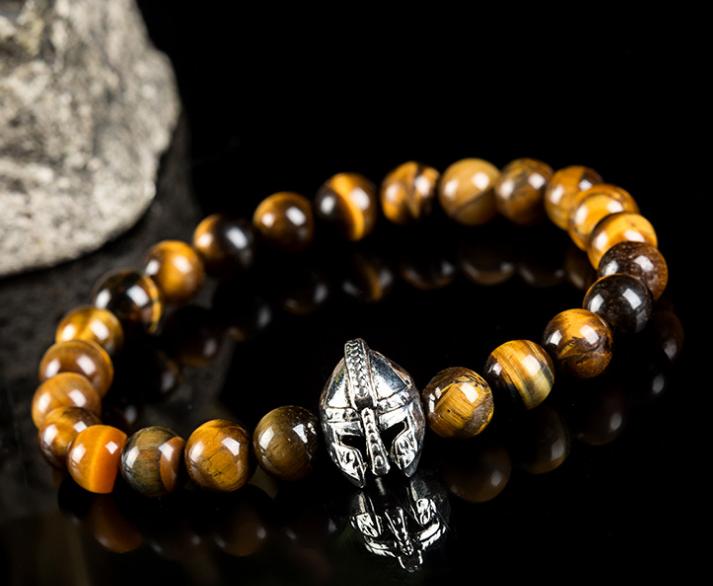 Браслет янтарь камень