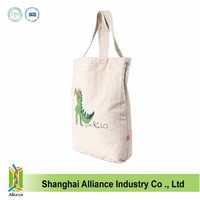 5oz oem production canvas tote bag custom canvas tote bag blank