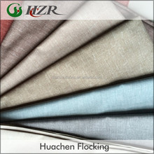 Printed Polyester Pongee Cloth Acrylic Coated Blackout Fabric