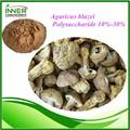 100% natural agaricus blazei polisacárido