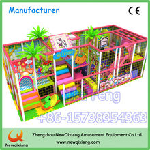 Commercial soft playground indoor chinese entertainment for sale