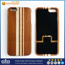 [NP-2387] Mobile Wood Phone Case Cover for iPhone 6 Plus 5.5'