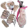 2015 best selling new style lady golf club complete set