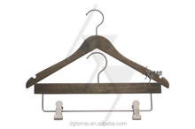 Alibaba express wood stick for clothes hanger