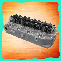Complete Cylinder Head 4D56 D4BAT D4BH 4D56T 22100-42000 For Mitsubishi pajero