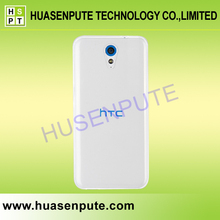 Ultra Slim Transparent Clear Soft TPU Skin Fancy Cover Case For HTC Desire 620, Phone Case Cover For HTC Desire 620