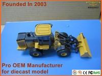 John Deere diecast scale bulldozer toy for customizing