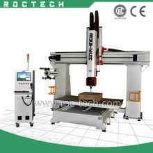 RCF1325 5 Axis Cnc Router Milling Machine Kit