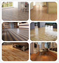 Health Consicious 100% Free Of Heavy Mental Elements New Material Indoor Decking