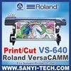 Roland Offset Printing Machine, VersaCAMM VS-640i with DX4 head