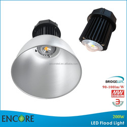 Shenzhen Factory 5 Years Warranty COB High Bay, PF0.97 100W LED High Bay, Industrial High Bay LED with Meanwell Driver