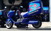 5000W Heavy duty cargo electric motorcycle for fleet market