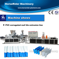 Hot popular plastic roofing panel cold forming machine