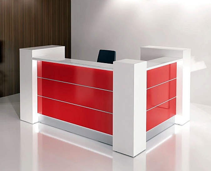 Furniture Reception Desk,Modern Office Desk White,Office Desk Modern