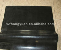 EPDM rubber pond liner/BS6920 epdm fish tank liner /EPDM waterstop membrane