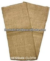 100% Jute Raw Plain Knitted Hessian Cloth for Construction