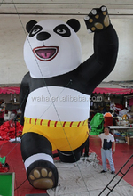 Advertising inflatable animal/cartoon//huge/model/inflatable panda 5m/500CM/16ft TALL W421